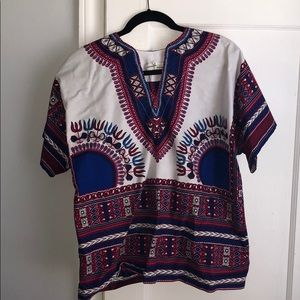 Tops - Original custom made dashiki